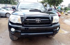 Clean Tokunbo Used  Toyota Tacoma 2007