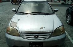 Nigerian Used 2003 Honda Civic