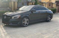 Clean Nigerian Used Mercedes-Benz CLA-Class 2014