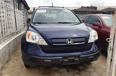 Super Clean Nigerian used Honda CR-V 2007