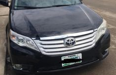 Neat Nigerian used Toyota Avalon 2012