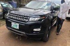 Super Clean Nigerian used Land Rover Range Rover Evoque 2013