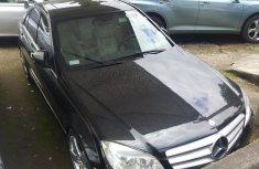 Clean Tokunbo Used  Mercedes-Benz C350 2008