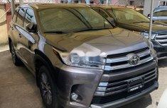 Foreign Used Toyota Highlander 2018