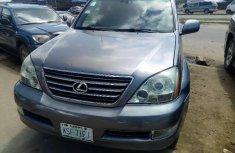 Nigerian Used 2005 Lexus GX