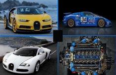 The battle among top Bugatti Hypercars: Chiron vs Veyron vs EB110