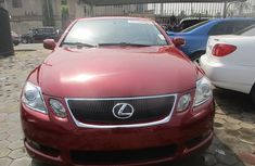 Foreign Used Lexus GS 300 2006 Model in Lagos