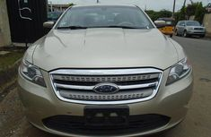 Nigerian Used Ford Taurus  2011 Model