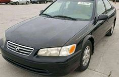 Clean Nigerian Used Toyota Camry 1998