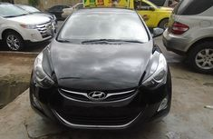 Slightly Used 2012 Hyundai Elantra Automatic in Ikeja