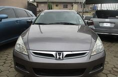 Very Clean Foreign Used Honda Accord 2007 for sale