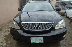 Well Maintained Nigerian used Lexus RX330 2004