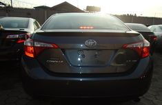 Clean Fairly Used Toyota Corolla 2015