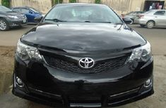 Clean Tokunbo Toyota Camry Used 2012