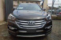 Clean Tokunbo Used Hyundai Santa Fe 2017