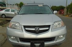 Neat Nigerian used Acura MDX 2004 Model