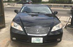Super Clean Nigerian used Lexus Es350 2008