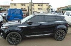 Neat Nigerian used Land Rover Range Rover Evoque 2012 Model