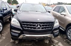 Foreign Used Mercedes-Benz ML350 2012