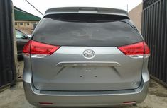 Clean Used Toyota Sienna 2012