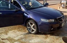 Nigerian Used Honda Accord 2005 Model in Lekki