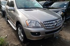 Clean Tokunbo Mercedes Benz ML 350 2008 Model in Lagos