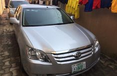Neat Nigerian Used Toyota Avalon 2008 Model
