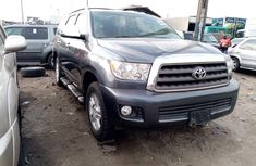 Clean Foreign Used 2010 Toyota Sequoia