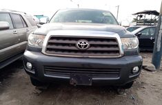 Clean Foreign Used 2010 Toyota Sequoia in Lagos