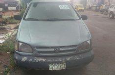 Nigerian Used Toyota Sienna 1999