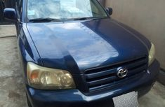 Clean Nigerian Used Toyota Highlander 2006