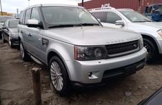 Clean Foreign Used  Range Rover Sports 2010