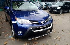 Clean Foreign Used Toyota Rav4 2014