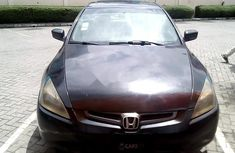 Nigerian Used 2003 Honda Accord in Lagos