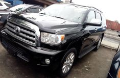 Neat Foreign used Toyota Sequoia 2011