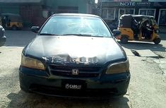Nigerian Used Honda Accord 2000