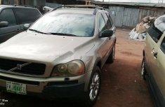 Neat Nigerian used Volvo XC90 2005