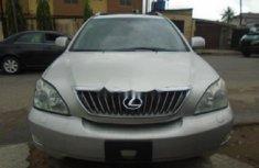 Super Clean Nigerian used Lexus RX 2008