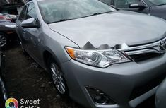 Super Neat Tokunbo Used Toyota Camry 2013