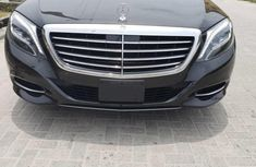 Neat Foreign used 2016 Mercedes-Benz S550