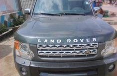 Super Clean Foreign used Land Rover LR3 2007 Model