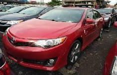 Foreign Used 2014 Toyota Camry in Lagos