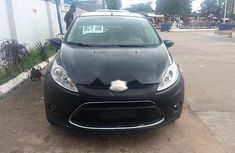 Nigerian Used Ford Fiesta 2009