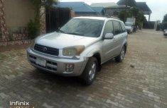 Nigerian Used 2004 Toyota RAV4