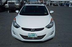 Clean Nigerian used Hyundai Elantra 2013