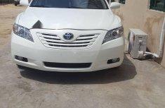 Neat Nigerian used Toyota Camry 2008