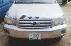 Nigerian Used 2003 Toyota Highlander