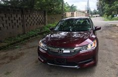 Very Clean Foreign used Honda Accord 2016
