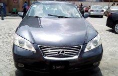 Nigerian Used Lexus ES 2008