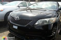 Clean Tokunbo Used Toyota Camry 2008